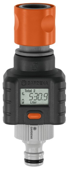 Счетчик воды GARDENA 8188-24