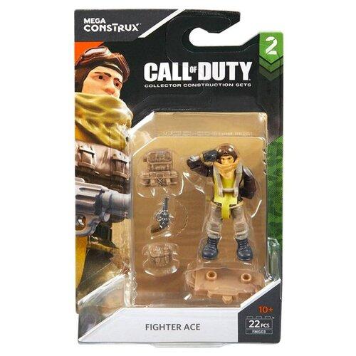 Конструктор Mega Construx Call of Duty FMG03 Летчик