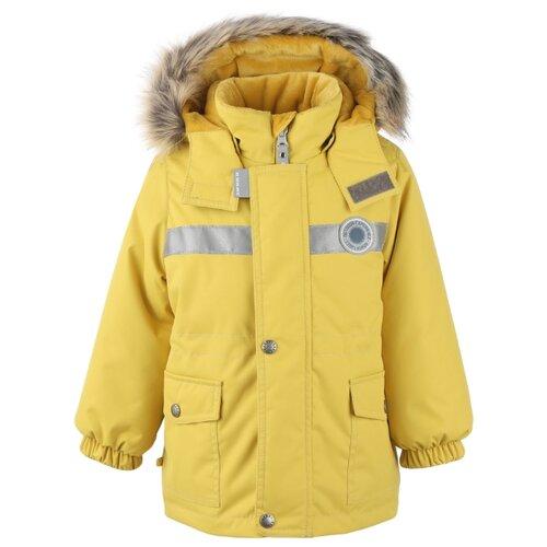 Купить Куртка KERRY размер 92, 00112 желтый, Куртки и пуховики