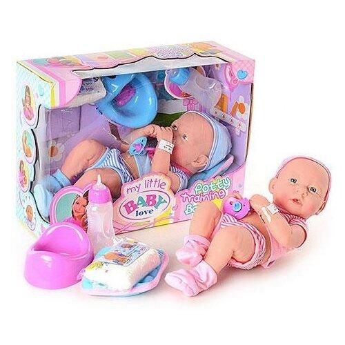 Купить Пупс Junfa toys с аксессуарами, BN1633, Куклы и пупсы