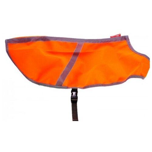 Попона для собак OSSO Fashion сигнальная 60 оранжевый