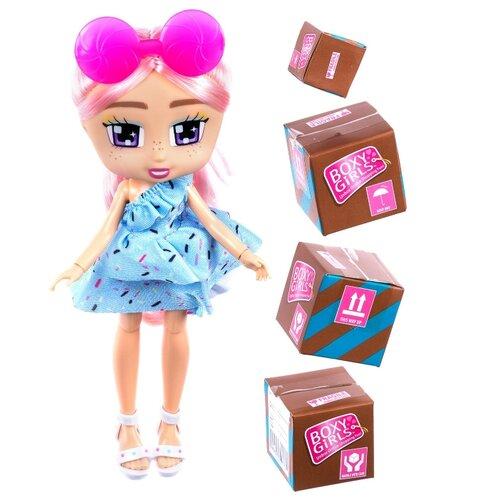 Кукла 1 TOY Boxy Girls Kiki, 20 см, Т16626