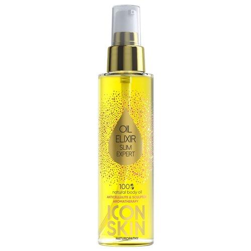 Icon Skin масло Slim expert антицеллюлитное для тела 100 мл недорого