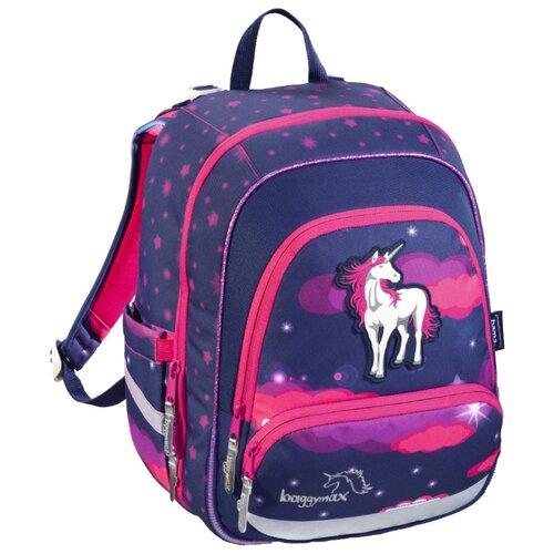 Step By Step Рюкзак BaggyMax Speedy Unicorn Dream (138534), фиолетовый/розовый step by step baggymax speedy pink star розовый