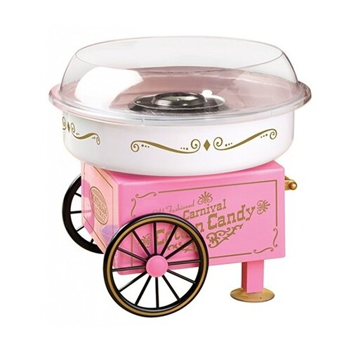 Аппарат для сахарной ваты Cotton Candy Maker Carnival розовый