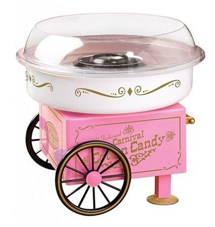 Аппарат для приготовления сладкой сахарной ваты Cotton Candy Maker Carnival (Коттон Кэнди Мэйкер Карнавал)