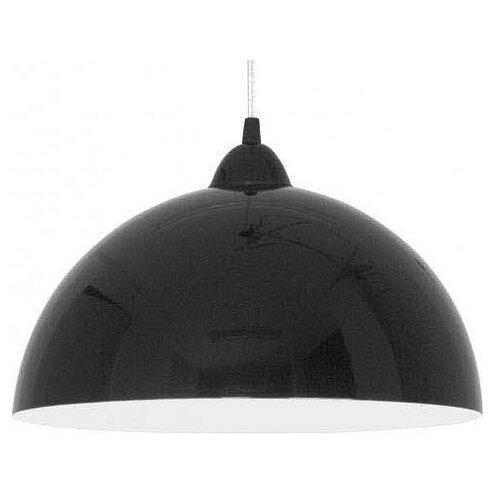 Потолочный светильник Nowodvorski Hemisphere Black 4838, 100 Вт потолочный светильник nowodvorski hemisphere 4843 60 вт