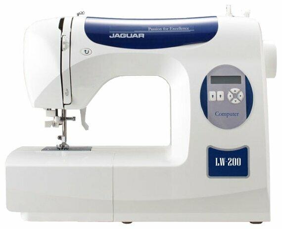Швейная машина Jaguar LW-200