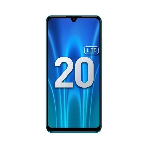 Купить Смартфон Honor 20 Lite 4/128GB (RU) сине-фиолетовый