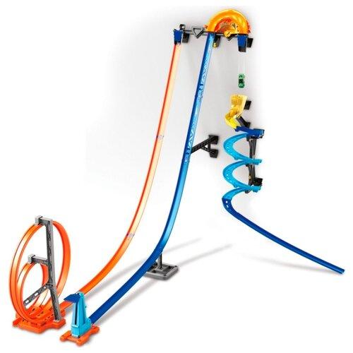 Купить Трек Hot Wheels Vertical Launch kit GGH70, Детские треки и авторалли