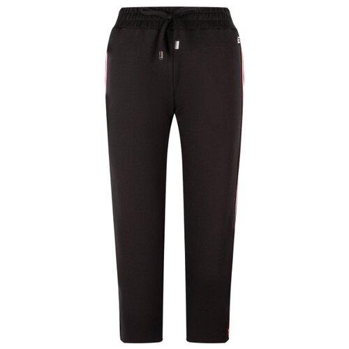 Спортивные брюки Ermanno Scervino размер 128, черный