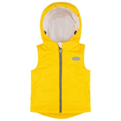 Жилет Reike размер 86, желтыйКуртки и пуховики<br>