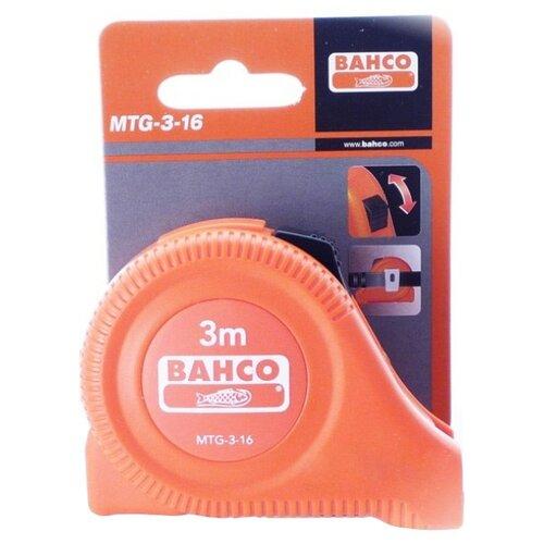 Измерительная рулетка BAHCO MTG-3-16 16 мм x 3 м рулетка topex 27c343 19 мм x 3 м