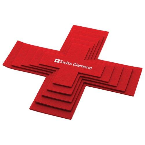 Набор защитных разделителей Swiss Diamond SDA 08 красный