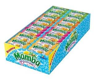 Конфеты Mamba Tropic жевательные 26.5 г