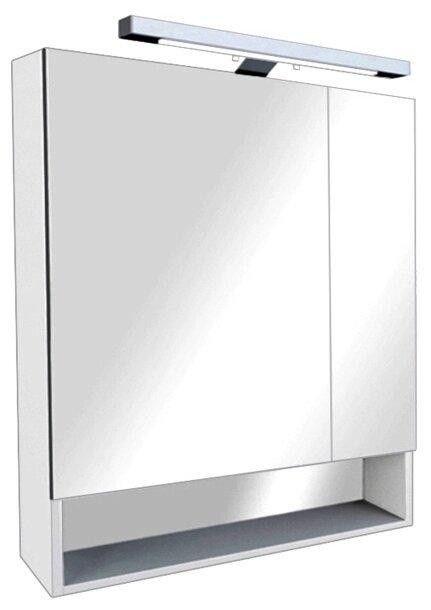 Шкаф-зеркало для ванной Roca Gap 70