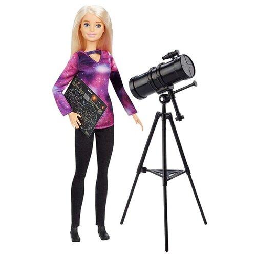 Купить Кукла Barbie Кем быть? Nat Geo Астрофизик, GDM47, Куклы и пупсы