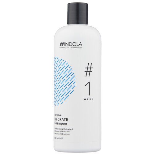 Indola шампунь Innova Hydrate #1 wash 300 мл крем для создания локонов 150 мл indola indola стайлинг