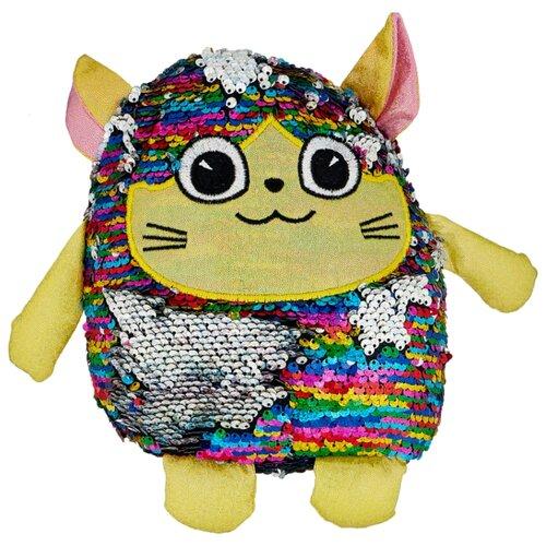 Купить Мягкая игрушка ABtoys Эльф с пайетками 20 см, Мягкие игрушки