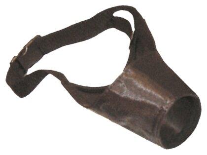 Намордник для собак Зооник Матерчатый №4 , обхват морды 33 см