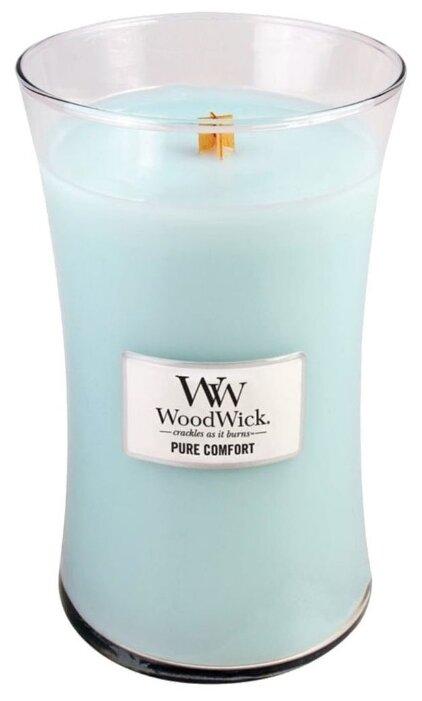 Свеча WoodWick Pure Comfort (93489), большая