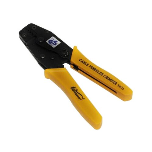 Кримпер WhirlPower YAC-5 черный/желтый