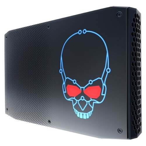 Настольный компьютер Intel NUC 8 Business (NUC8i7HNKQC) Intel Core i7-8705G/16 ГБ/512 ГБ SSD/AMD Radeon RX Vega M GL/Windows 10 Pro черный компьютер