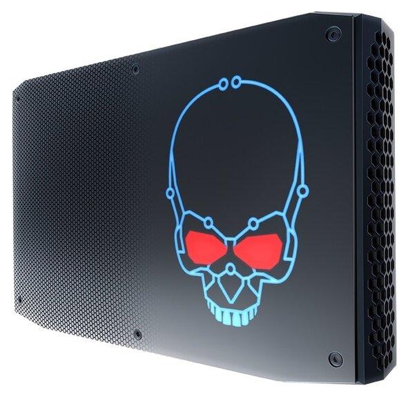 Настольный компьютер Intel NUC 8 Business (NUC8i7HNKQC) Intel Core i7-8705G/16 ГБ/512 ГБ SSD/AMD Radeon RX Vega M GL/Windows 10 Pro