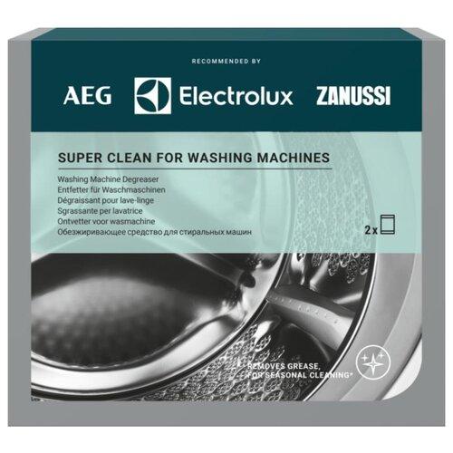 Electrolux Super Clean WM Обезжиривающее средство для стиральных машин средство обезжиривающее д стиральных и пмм topperr 50 г