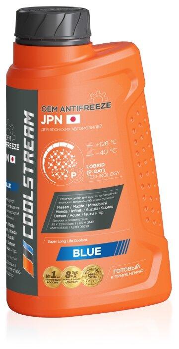 Антифриз CoolStream JPN Blue