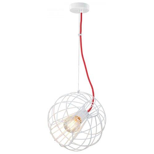 Светильник Toplight Serena TL1200H-01WH, E27, 60 Вт настенный светильник toplight alisha tl1197b 01wh 60 вт