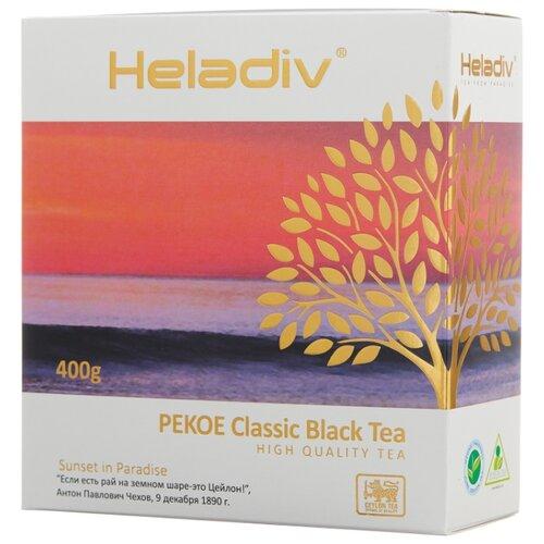 Чай черный Heladiv Pekoe Classic black tea, 400 г чай черный heladiv pekoe classic black tea 100 г 2 уп