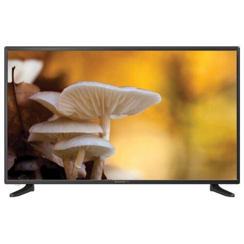 Фото - Телевизор KRAFT KTV-С32HD02T2CI 32 (2019) черный led телевизор kraft ktv c32hd02t2ci