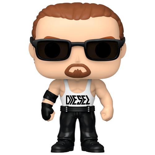 Купить Фигурка Funko POP! WWE: Дизель (Кевин Нэш) 46845, Игровые наборы и фигурки