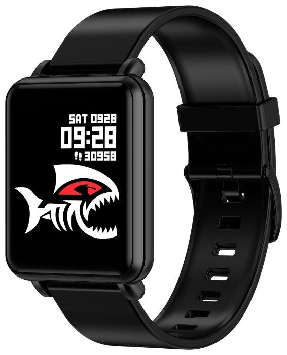 Купить Смарт-часы Colmi LAND1, черный по низкой цене с доставкой из Яндекс.Маркета (бывший Беру)