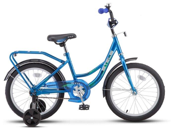 Детский велосипед STELS Flyte 18 Z011 (2019) синий 12