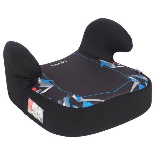 Бустер группа 2/3 (15-36 кг) Nania Dream Prisme, blue автокресло группа 1 2 3 9 36 кг little car ally с перфорацией черный