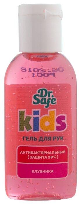 Гель для рук DR.SAFE kids клубника