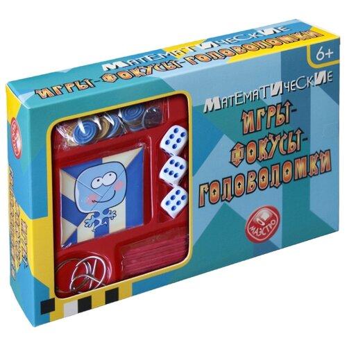 Набор для фокусов Маэстро Математические игры-фокусы-головоломки недорого