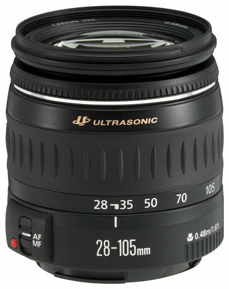 Объектив Canon EF 28-105mm f/4-5.6 USM