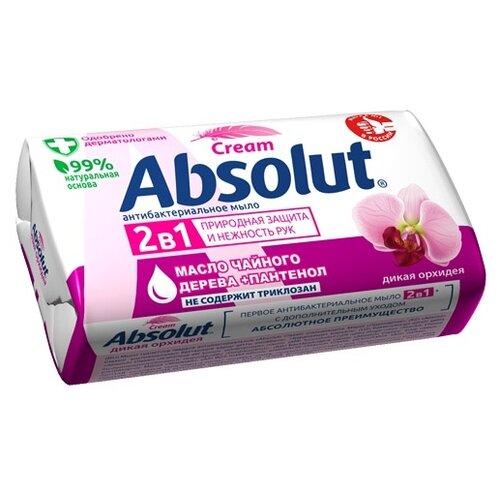Мыло кусковое Absolut Cream Дикая орхидея