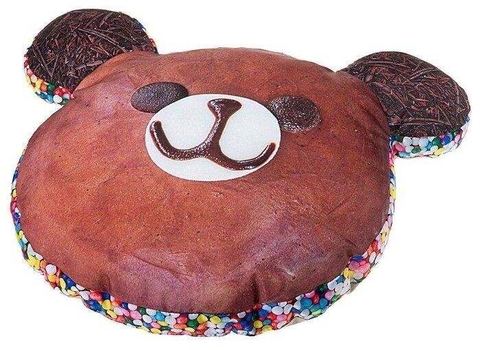 Подушка для собак Ferplast Teddy Donut (81057099C) 45х45х13 см