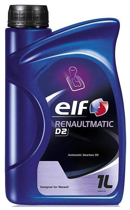 Трансмиссионное масло ELF Renaultmatic D2 — цены на Яндекс.Маркете