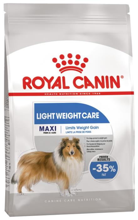 Корм для собак Royal Canin Maxi Light Weight Care