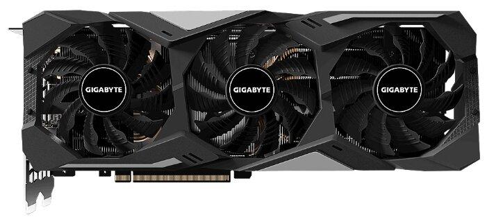 Видеокарта GIGABYTE GeForce RTX 2080 SUPER 1845MHz PCI-E 3.0 8192MB 15500MHz 256 bit HDMI HDCP GAMING OC