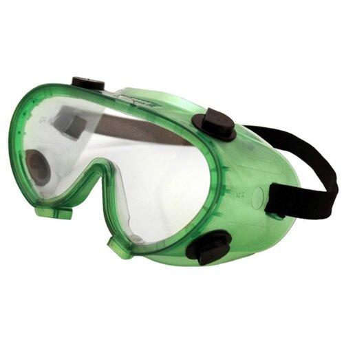 Фото - Очки ИСТОК с непрямой вентиляцией зеленый минипарник исток пдм 5 3 1m