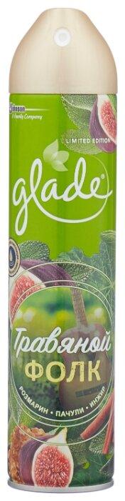 Glade Аэрозоль Травяной фолк, 300 мл