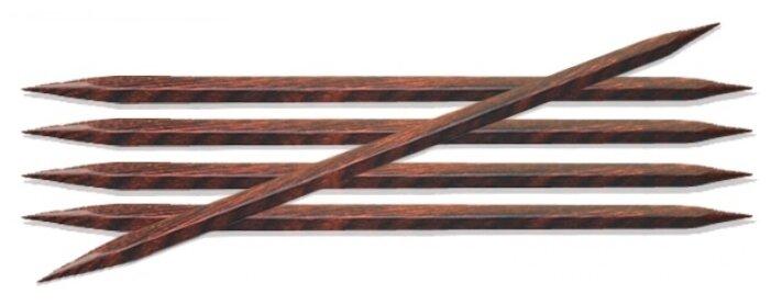 Спицы Knit Pro Cubics 25111 диаметр 3.5 мм, длина 20 см — купить по выгодной цене на Яндекс.Маркете