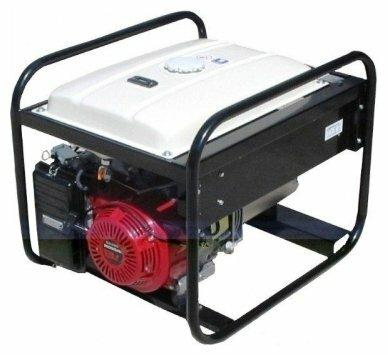 Бензиновый генератор EUROPOWER EP7000LE (6300 Вт)
