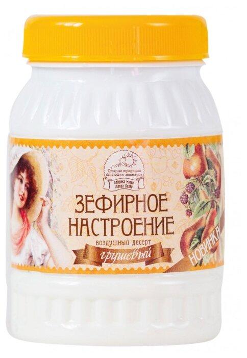 Кремовый зефир Старые Традиции Зефирное настроение грушевый 170 г